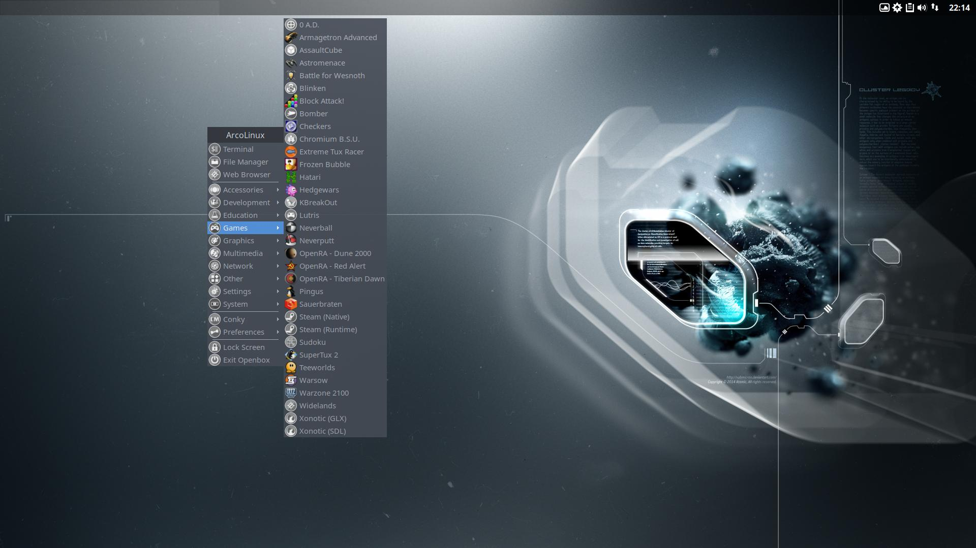 How to install steam on ArcoLinux