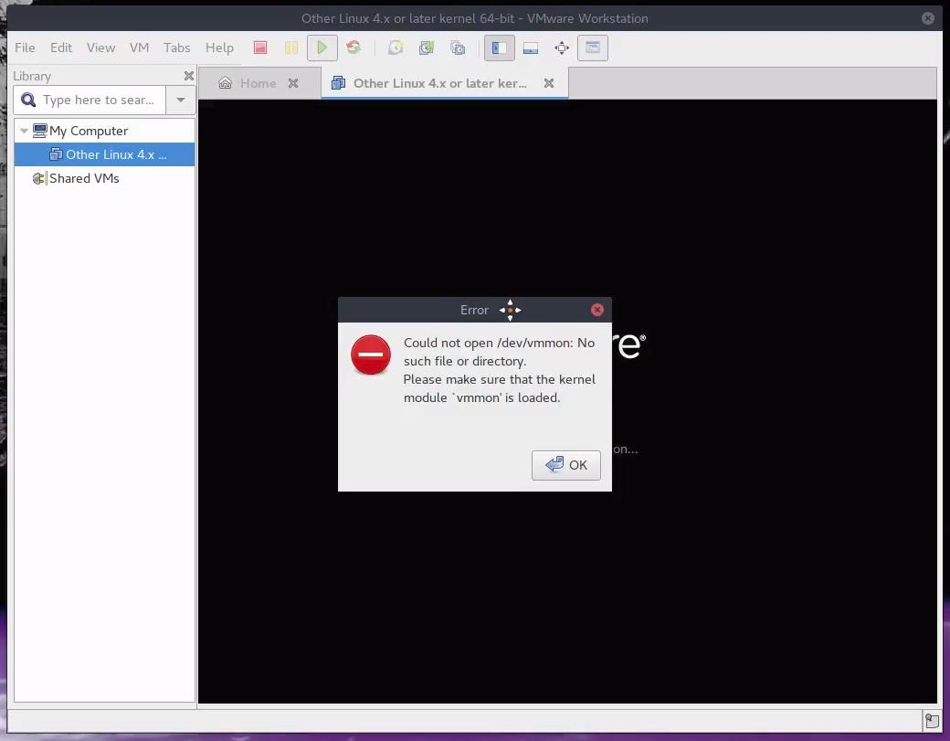 How to install the latest vmware workstation on ArcoLinux