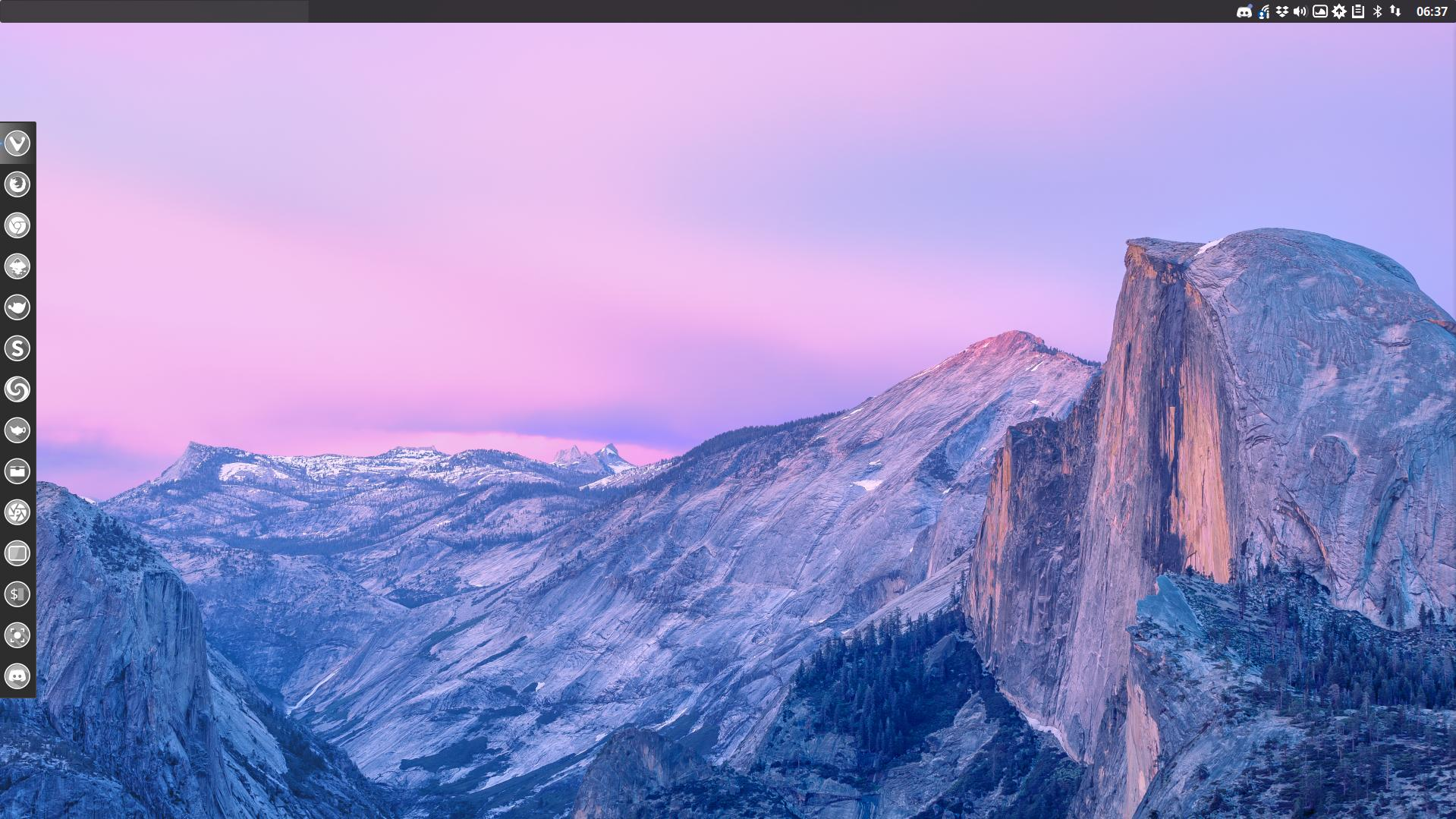 How to quickly change the tint2 theme to suit your needs and save it for later