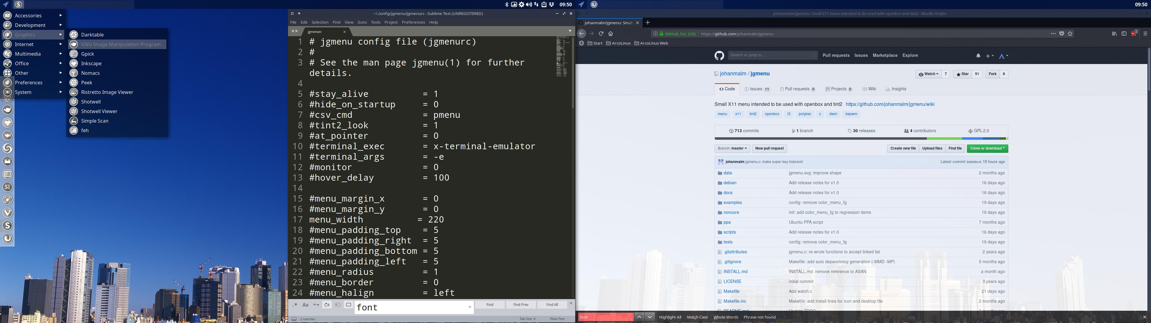 Adding jgmenu to your openbox system   Arcolinux com