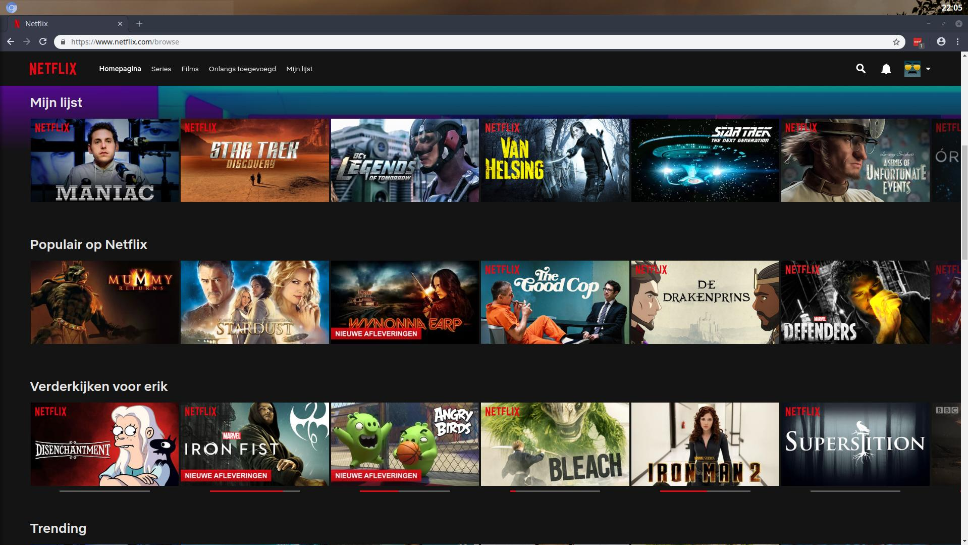How to play netflix in your chromium browser | Arcolinux com