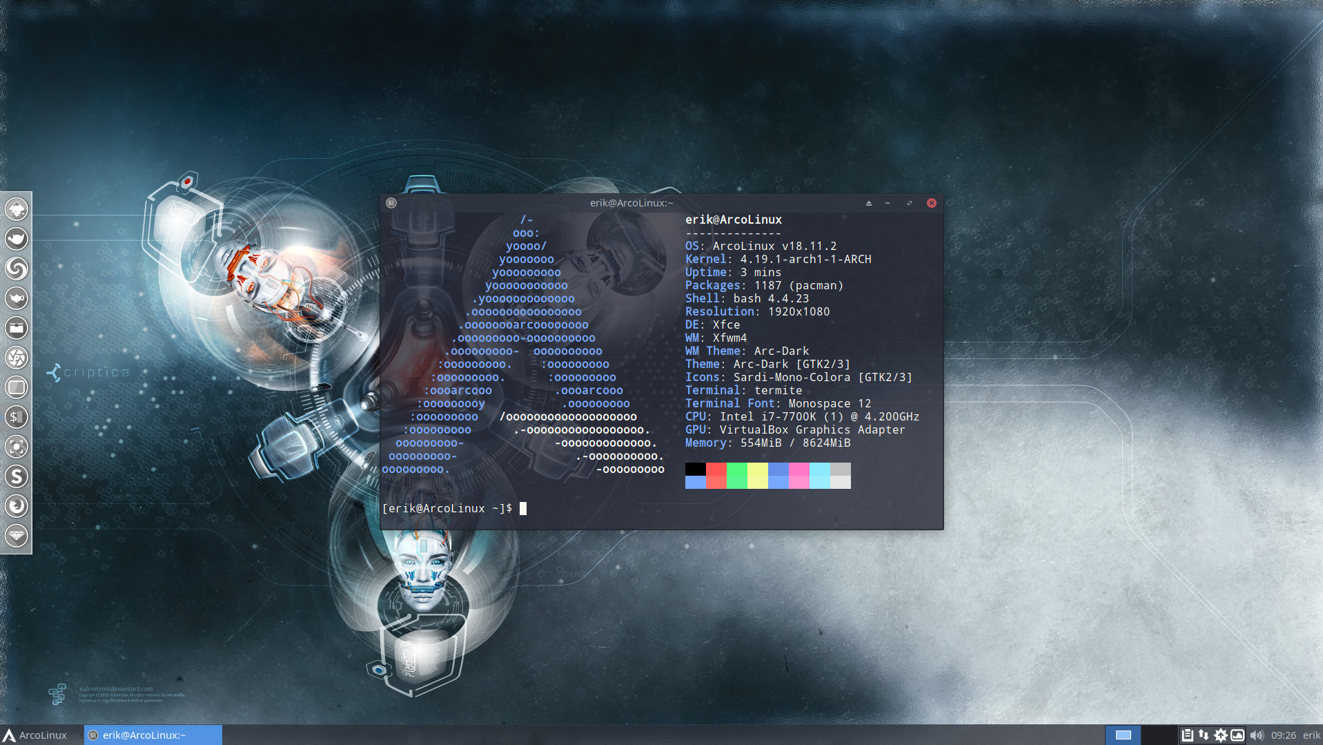 How to update ArcoLinux – long procedure – learn and analyze
