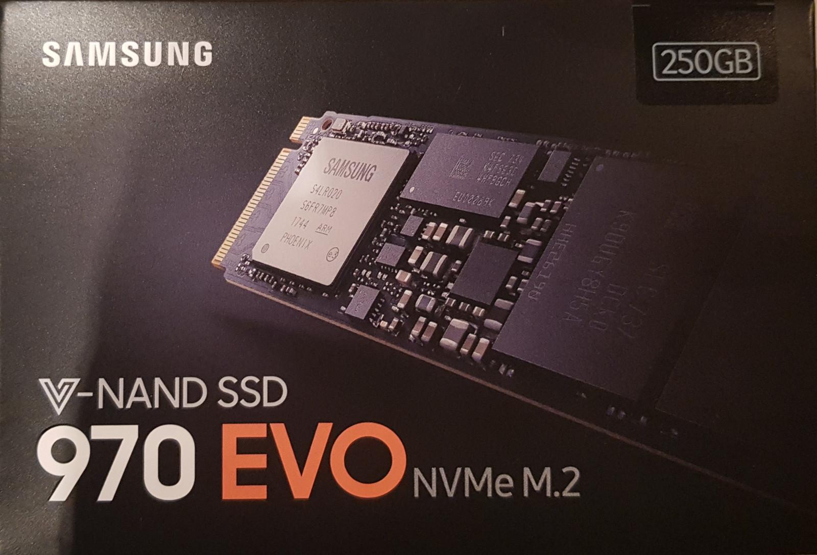 Installing ArcoLinux on Samsung 970 Evo NVMe M.2