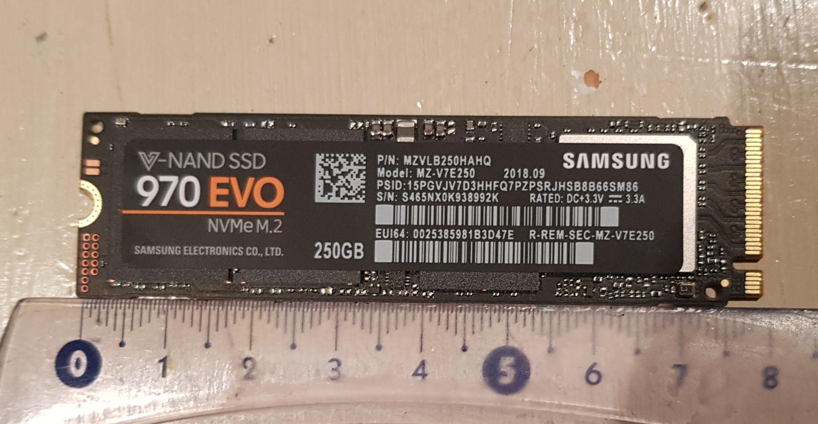 Installing Arcolinux On Samsung 970 Evo Nvme M 2 Arcolinux Com